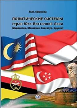 Politicheskie sistemy stran Yugo-Vostochnoy Azii. (Indoneziya, Malayziya, Singapur, Bruney). Uchebnoe posobie.
