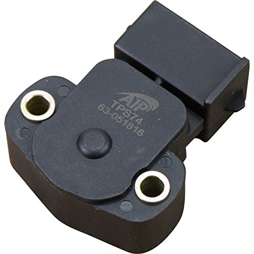 - AIP Electronics Throttle Position Sensor Compatible Replacement for 1987-1995 Ford & Mercury L4 V6 TH74 E7DZ9B989A Oem Fit TPS74