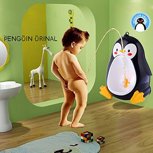 Baby Boy Infant Toddler Potty Suction Cups Wall-Mounted Urinals Toilet Training Children Stand Vertical Urinal Boys Penico Pee by tongta