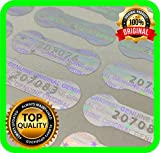 Holomarks 1150 pcs Security hologram labels, void