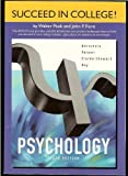 Psychology, Pauk, Walter and Fiore, John P., 0618219897