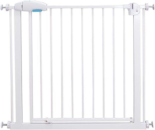 ZAQHL Barrera de Seguridad del bebé, 100cm Altura Amplia Esencial Walk-Thru Puerta: Ideal for asegurar pasillos o Puertas.Extra-Ancha Puerta.presión Mountu (Size : 204-211cm): Amazon.es: Hogar
