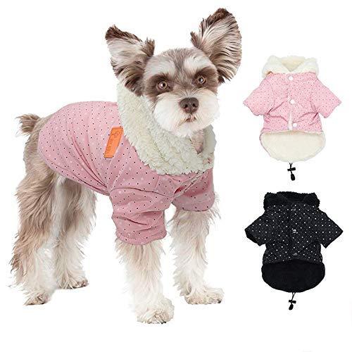 Cappotto per animali domestici Pet Supplies Misc Abbigliamento hot dog cross-border Autunno e inverno Teddy VIP cane due piedi impermeabile con cappuccio (colore  Nero, Taglia  XL) Vestiti per cani