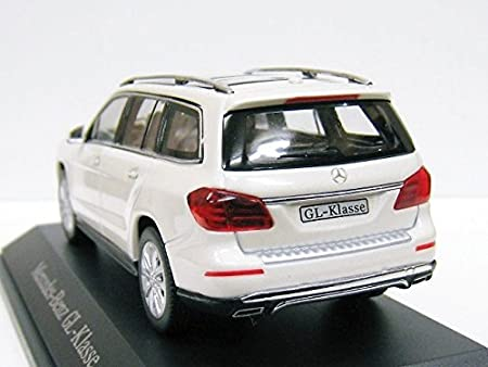 Amazon.com: Norev Mercedes Benz custom 1/43 Mercedes-Benz GL class (white) X166: Toys & Games