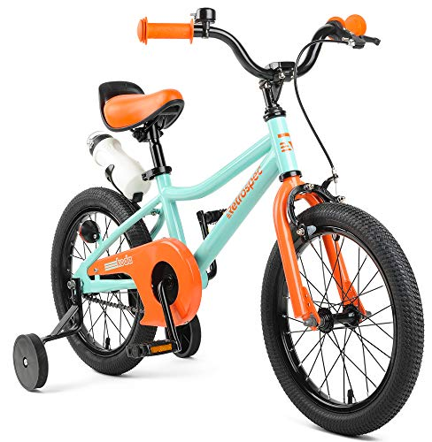 Retrospec Koda Kids Bike with Training Wheels, 16
