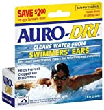 Auro-Dri Swimmer`s Ear Liquid 1 OZ (PACK OF 3)