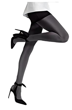 75d048d45 Satin Gloss Luxury Tights 100 Denier 3D High Gloss Shiny Opaque Tights New   Amazon.co.uk  Clothing