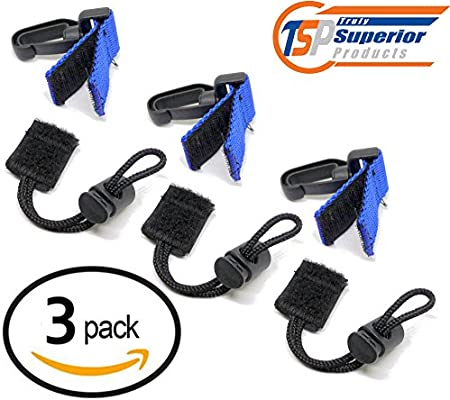 BCD Scuba Diving Gear Keeper Holder Band Lanyard /& Safety Buckle Clip Hook Hot