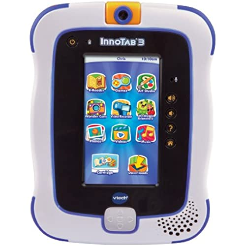 VTech InnoTab 3 The Learning App Tablet, Blue Coupons