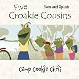 Five Croakie Cousins: Swim and Splash (Green River Books) (Volume 7)