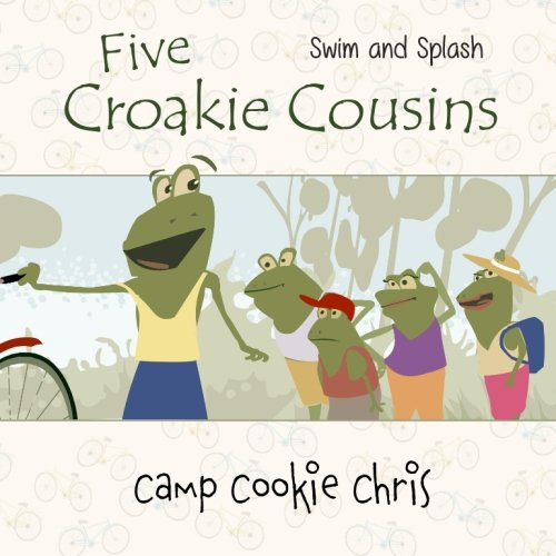 Five Croakie Cousins: Swim and Splash (Green River Books) (Volume - Com Croakies