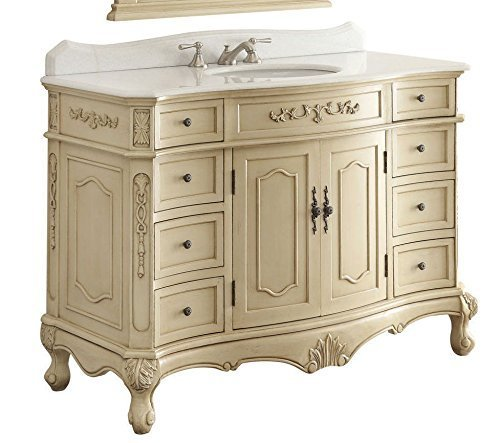 "48"" Traditional Style Fairmont Bathroom Sink Vanity Model (Fairmont Bathroom Vanity)"