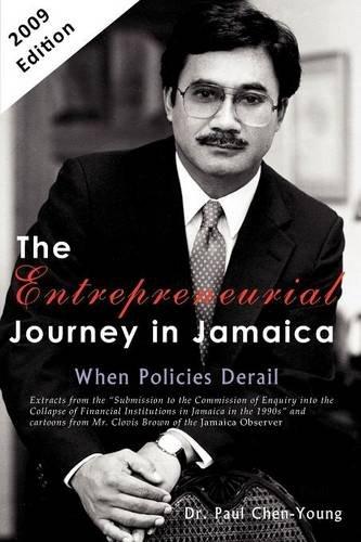 Download The Entrepreneurial Journey in Jamaica: When Policies Derail ebook