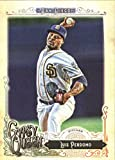 2017 Topps Gypsy Queen Baseball #197 Luis Perdomo Padres