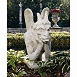 Design Toscano Spitting Gargoyle Of Notre Dame Statue, Historic Direct Casting