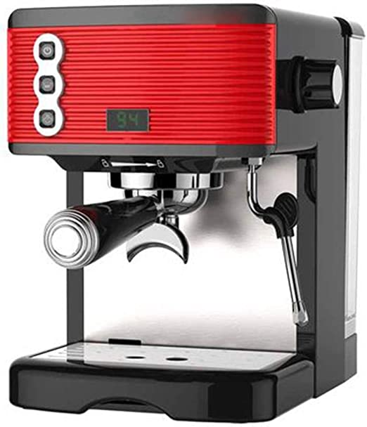 Cafeteras -Tecnología de Control de Temperatura Dual Caldera de Tipo Vórtice Tanque de Agua de Gran Capacidad 1.7L Bandeja Desmontable 1450W, Negro: Amazon.es: Hogar