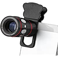 Tokyo Store 4in1 camera lens kit clip-on telephoto lens macro lens wide lens fisheye lens iPhone6 ??iPhone6 ??Plus iPhone5s iPad Android support