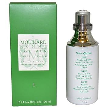 Molinard Homme I Pour Homme 120 Ml Amazonfr Beautã Et Parfum