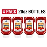 Red Gold Ketchup, (Regular) Squeeze Bottle, 20oz