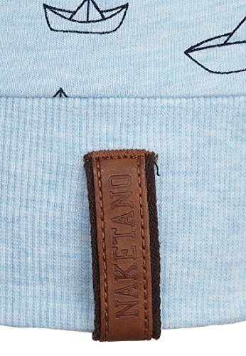 Naketano Wollüstiges Turngerät Female Sweatshirt Bubble Butt Melange, XL