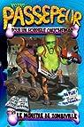 Passepeur, tome 21 : Le monstre de Zombiville  par Petit