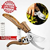 Will's Sword Clippers For The Garden,Pruning Shears,Garden Pruners,Garden Shears Clippers For Plants,Garden Cutter,Clippers For Plants,Hand Pruners For Garden Garden Pruners Hand,Cutting Shears