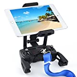 KUUQA Update Version 4-12 Inch Tablet Holder Bracket Mount Extender with Neck Lanyard Strap for DJI Mavic Pro/Spark Remote Controller Device (Not for Mavic 2)