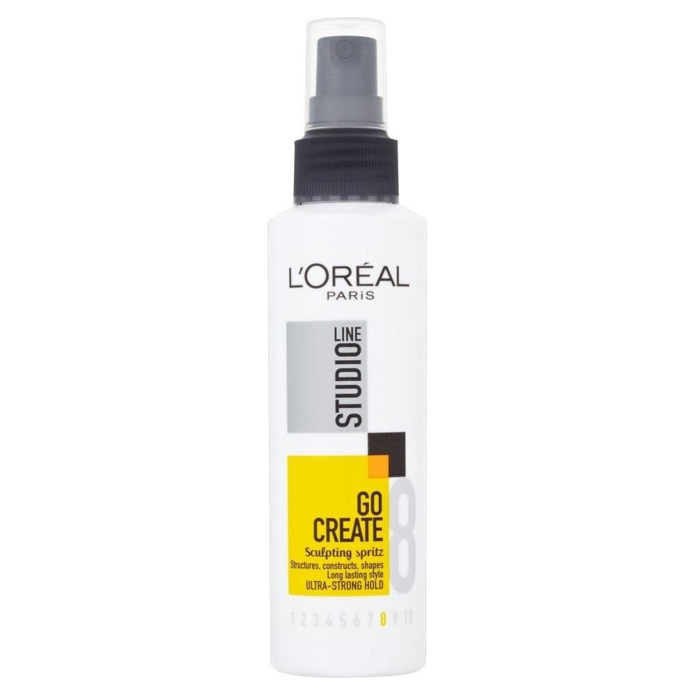 L'Oréal Paris Studio Line Go Create Sculpting Spritz (150ml) - Pack of 2 Groceries