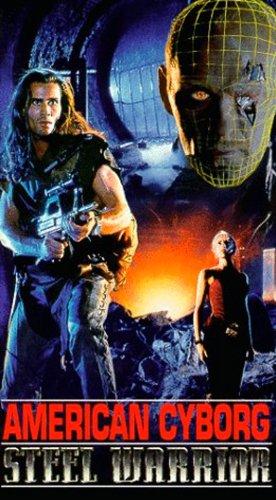 Amazon.com: American Cyborg: Steel Warrior: Joe Lara, Nicole ...