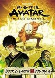 Avatar The Last Airbender - Book 2 Earth, Vol. 4 (Bilingual) [Import]