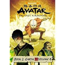 Avatar The Last Airbender - Book 2 - Earth - Volume 4 (2005)