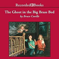 The Ghost in the Big Brass Bed
