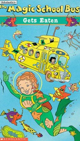 Magic School Bus: Gets Eaten [VHS]