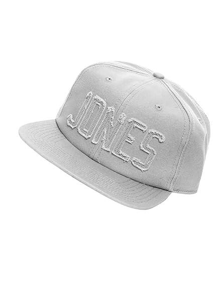 JACK & JONES - Gorra de béisbol - para Hombre Gris Grau (Wind ...