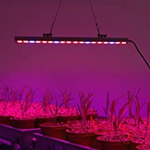 LED Grow Strip Bar Light Plant Grow Light for Veg and Flower (108 Watts)