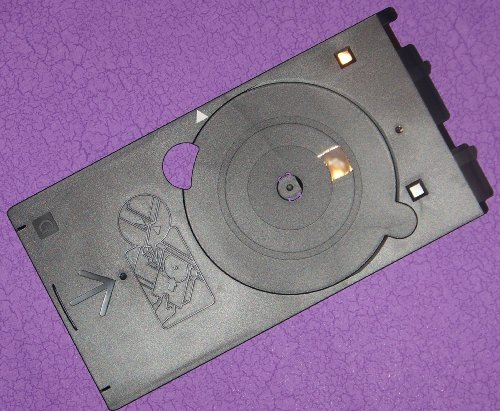 Canon CD Print Printer Printing Tray G PIXMA MG5220 MG5240 MG5250 MG5320 MG6120 MG6140 MG6150 MG6220 MG8120 MG8140 MG8150 (Best Printer For Cd Printing)