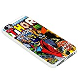 Thor marvells comic cover for Iphone Case (iPhone 6S plus white)