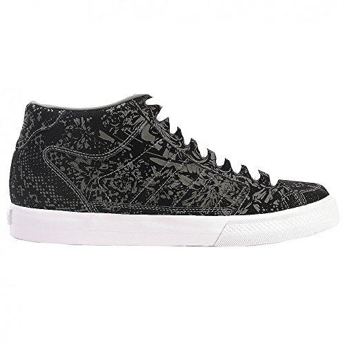 Adidas Originals Menns Superskate Vulc Sneaker Jern / Jern / Svart. sko; lær