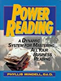 Power Reading, Phyllis Mindell, 0130207802