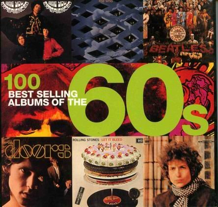 100 Best Selling Albums of the 60s
