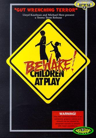 beware childlren at play 1989 514J4P6177L