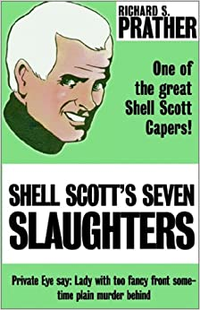 Book Shell Scott's Seven Slaughters
