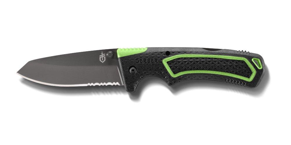 GERBER 折りたたみナイフ 半波刃 フリースケープ B00HO02UWU