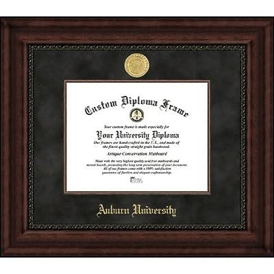 Image of Campus Images AL992EXM Auburn University Executive Diploma Frame, 13' x 17' Diploma Frames