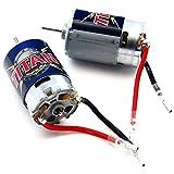 traxxas motor fan - Traxxas 1/10 E-Maxx TWO 21t TITAN 550 MOTORS & BULLET CONNECTORS 14 Volts