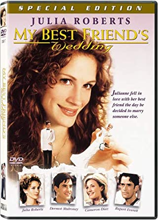 Best Friends Wedding.Amazon Com My Best Friend S Wedding Special Edition P J Hogan