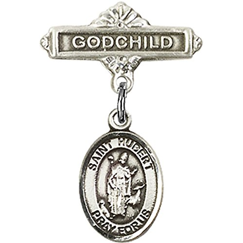 sterling-silver-baby-badge-with-st-hubert-of-liege-charm-and-godchild-badge-pin-1-x-5-8-inches