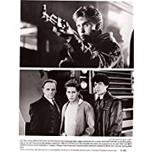 MOVIE PHOTO: FREEJACK-1992-E ESTEVEZ/A HOPKINS/MICK JAGGER-8X10 NM