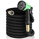 Best 75 Foot Garden Hoses - Linquo 75 ft Garden Hose - Upgraded Expandable Review