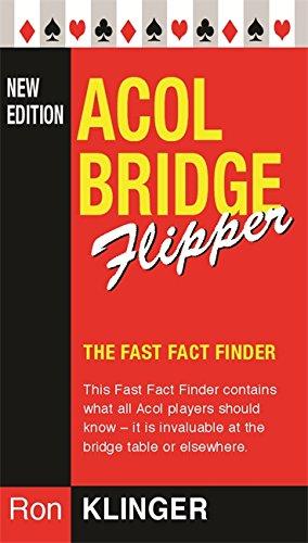 Bridge Flipper (Acol Bridge Flipper (Master Bridge Series))